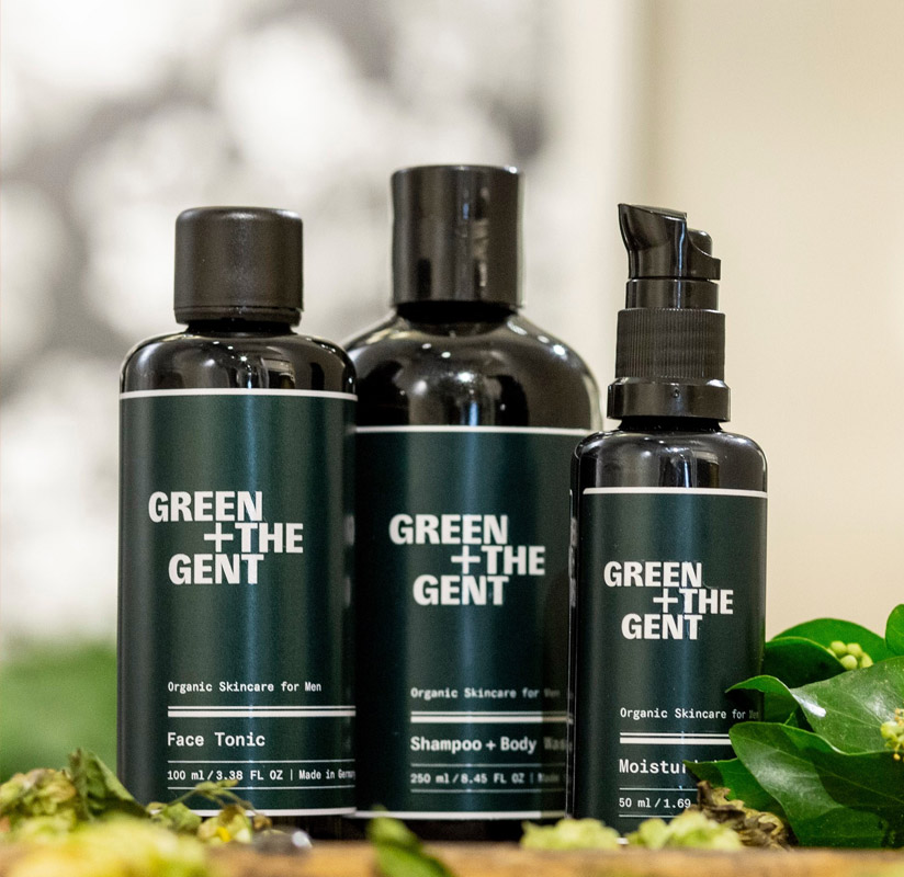 GREEN + THE GENT